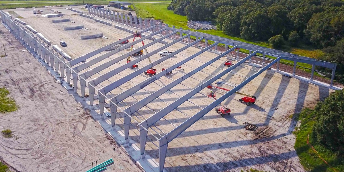 legacy building solutions steel structure