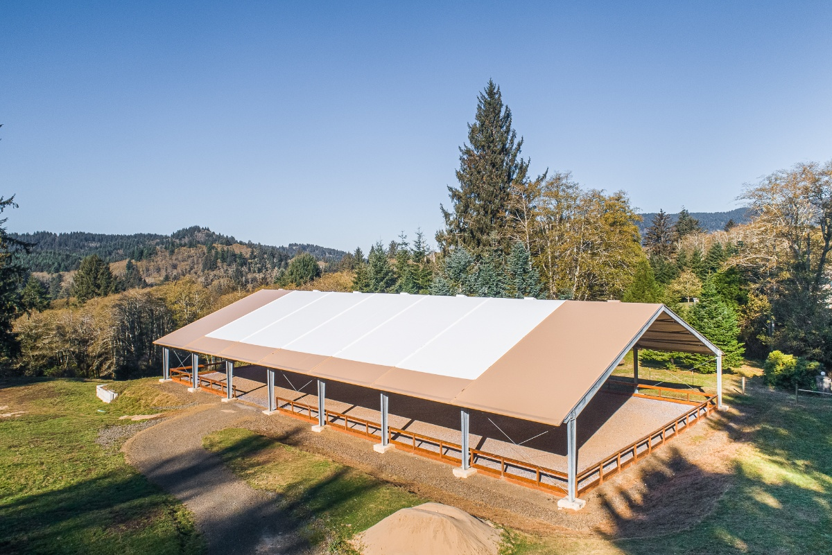 Why Legacy Buildings for Covered Feed Bunks and Cattle