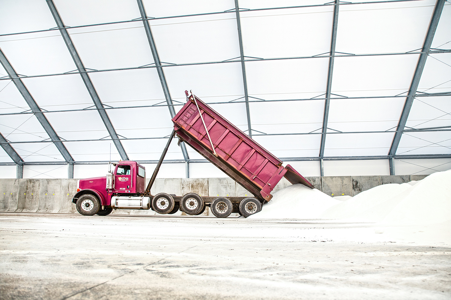 State Agencies and municipalities: Are you Ready for Salt Season?